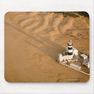 Aerial view of Cape Recife Lighthouse, Nelson Mouse Pad