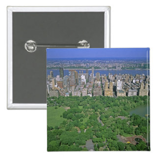 Aerial view of Central Park and the west side Button