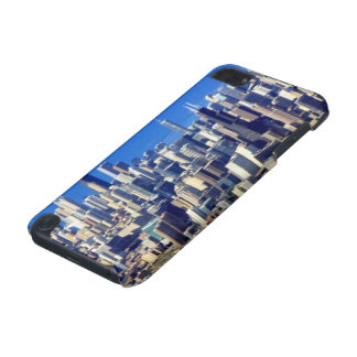 Aerial view of Chicago Downtown with Lake iPod Touch (5th Generation) Cover