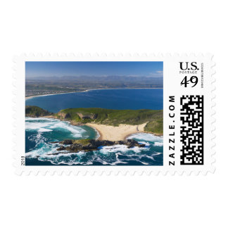 Aerial View Of Garden Route, Western Cape 2 Postage