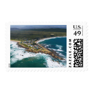 Aerial View Of Garden Route, Western Cape Postage