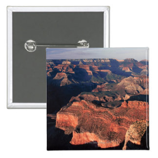 Aerial view of Grand Canyon National Park , Pinback Button