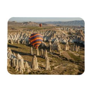 Aerial View Of Hot Air Balloons, Cappadocia 2 Magnet