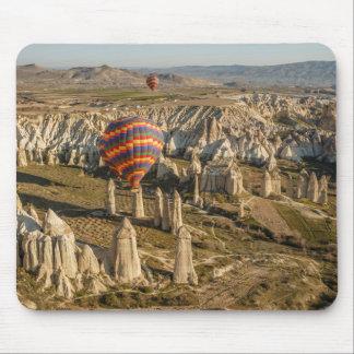 Aerial View Of Hot Air Balloons, Cappadocia 2 Mouse Pad