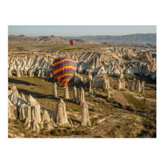 Aerial View Of Hot Air Balloons, Cappadocia 2 Postcard