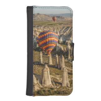 Aerial View Of Hot Air Balloons, Cappadocia 2 Wallet Phone Case For iPhone SE/5/5s
