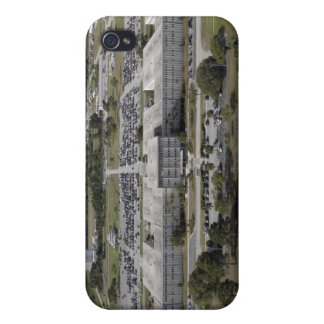 Aerial view of Kennedy Space Center iPhone 4/4S Cover