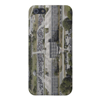 Aerial view of Kennedy Space Center iPhone SE/5/5s Cover