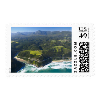 Aerial View Of Keurbooms River, Garden Route Postage