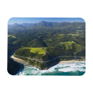Aerial View Of Keurbooms River, Garden Route Rectangle Magnet