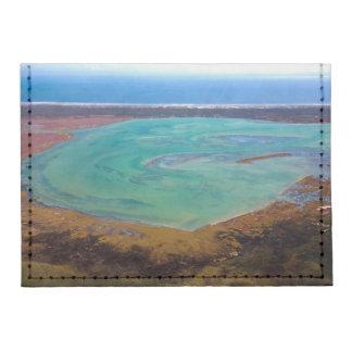 Aerial View Of Langebaan Lagoon, Langebaan Tyvek® Card Wallet