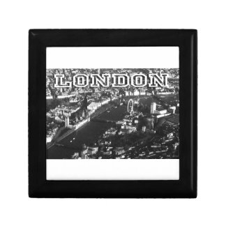 Aerial view of London Gift Box