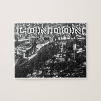 Aerial view of London Puzzles