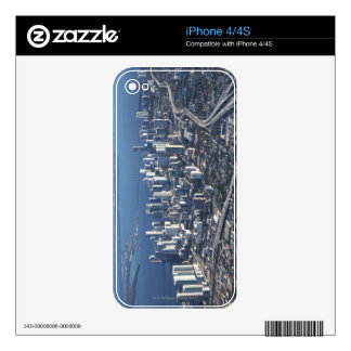 Aerial view of Miami iPhone 4S Skins