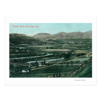 Aerial View of Mission ValleySan Diego, CA Postcard