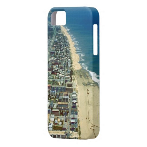 Aerial View of Ocean City iPhone 5 Case
