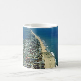 Aerial View of Ocean City Maryland Coffee Mug