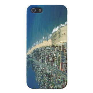 Aerial View of Ocean City Maryland Cover For iPhone SE/5/5s