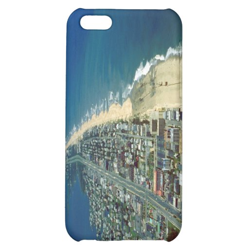 Aerial View of Ocean City Maryland iPhone 5C Cases