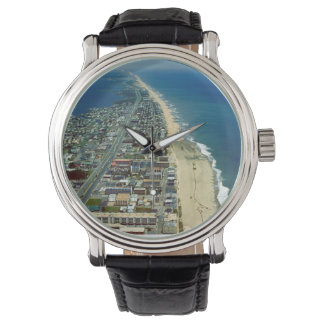Aerial View of Ocean City Wristwatches