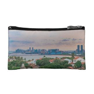 Aerial View of Olinda and Recife Pernambuco Brazil Cosmetic Bag