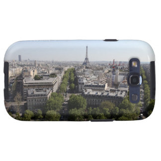 aerial view of PARIS 2 Galaxy SIII Cases