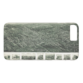 Aerial View of Pearl River, New York (1924) iPhone 7 Plus Case