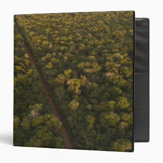 Aerial View of rainforest. Iwokrama Reserve, 2 3 Ring Binder