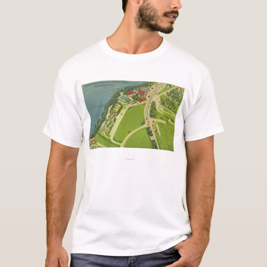Aerial View of Roseland Park T-Shirt