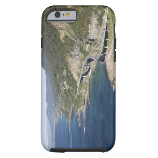 Aerial view of Sea Cliff Bridge near Wollongong, 2 Tough iPhone 6 Case
