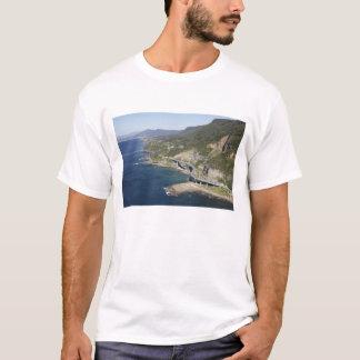 Aerial view of Sea Cliff Bridge near Wollongong, 2 T-Shirt