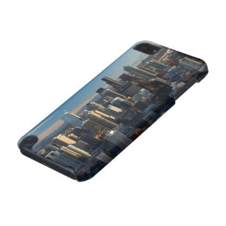 Aerial view of Seattle city skyline iPod Touch 5G Case