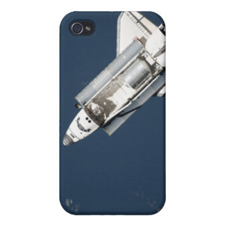 Aerial view of Space Shuttle Discovery 2 iPhone 4/4S Cover