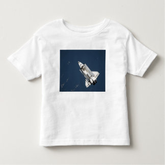 Aerial view of Space Shuttle Discovery 2 Shirt