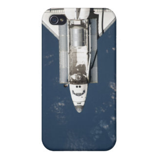 Aerial view of Space Shuttle Discovery 3 Covers For iPhone 4
