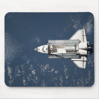 Aerial view of Space Shuttle Discovery 3 Mouse Pad