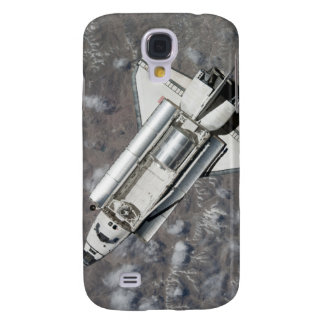 Aerial view of Space Shuttle Discovery Galaxy S4 Cover