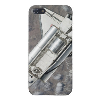 Aerial view of Space Shuttle Discovery iPhone SE/5/5s Case