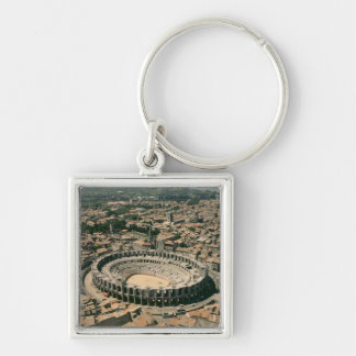 Aerial view of the amphitheatre key chain