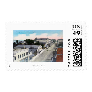 Aerial View of the CityAntioch, CA Postage