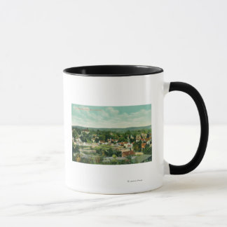 Aerial View of the CityPaso Robles, CA Mug