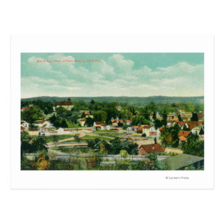 Aerial View of the CityPaso Robles, CA Post Card