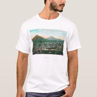 Aerial View of the CitySan Luis Obispo, CA T-Shirt