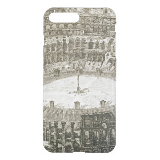 Aerial view of the Colosseum in Rome from 'Views o iPhone 7 Plus Case