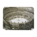Aerial view of the Colosseum in Rome from 'Views o Flexible Magnets