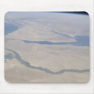 Aerial view of the Egypt and the Sinai Peninsul Mouse Pad