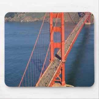 Aerial view of the Golden Gate Bridge in the Mouse Pad