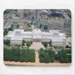 Aerial view of the National Gallery of Art Mouse Pad