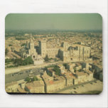 Aerial view of the Palace Mouse Pad
