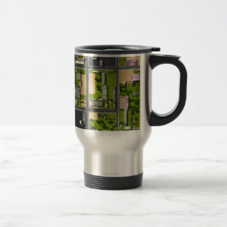 Aerial View - Travel Mug